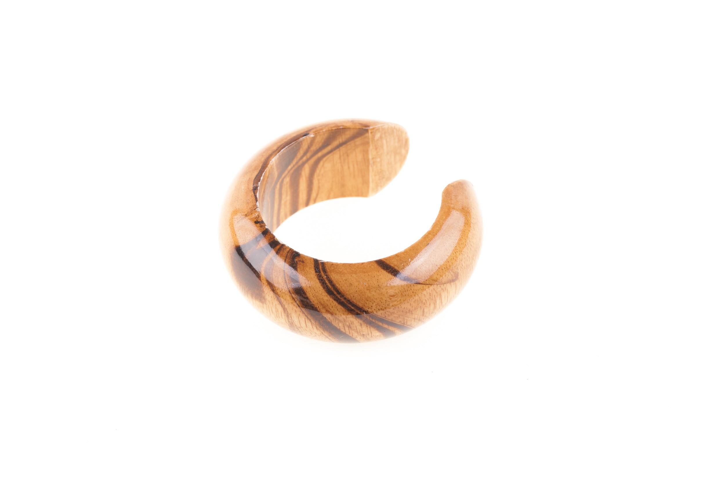 Bratara Lona din lemn de mango