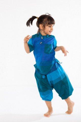 Camasa bleu copii
