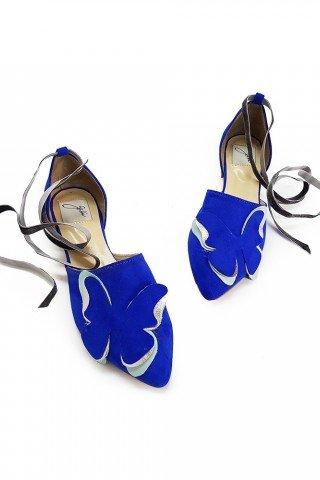 Balerini Blue Butterfly