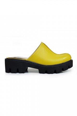 Yellow Mules