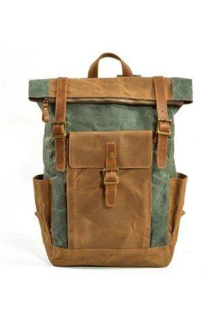 Geanta de spate URBAN BAG Denver – Turcoaz (impermeabil)