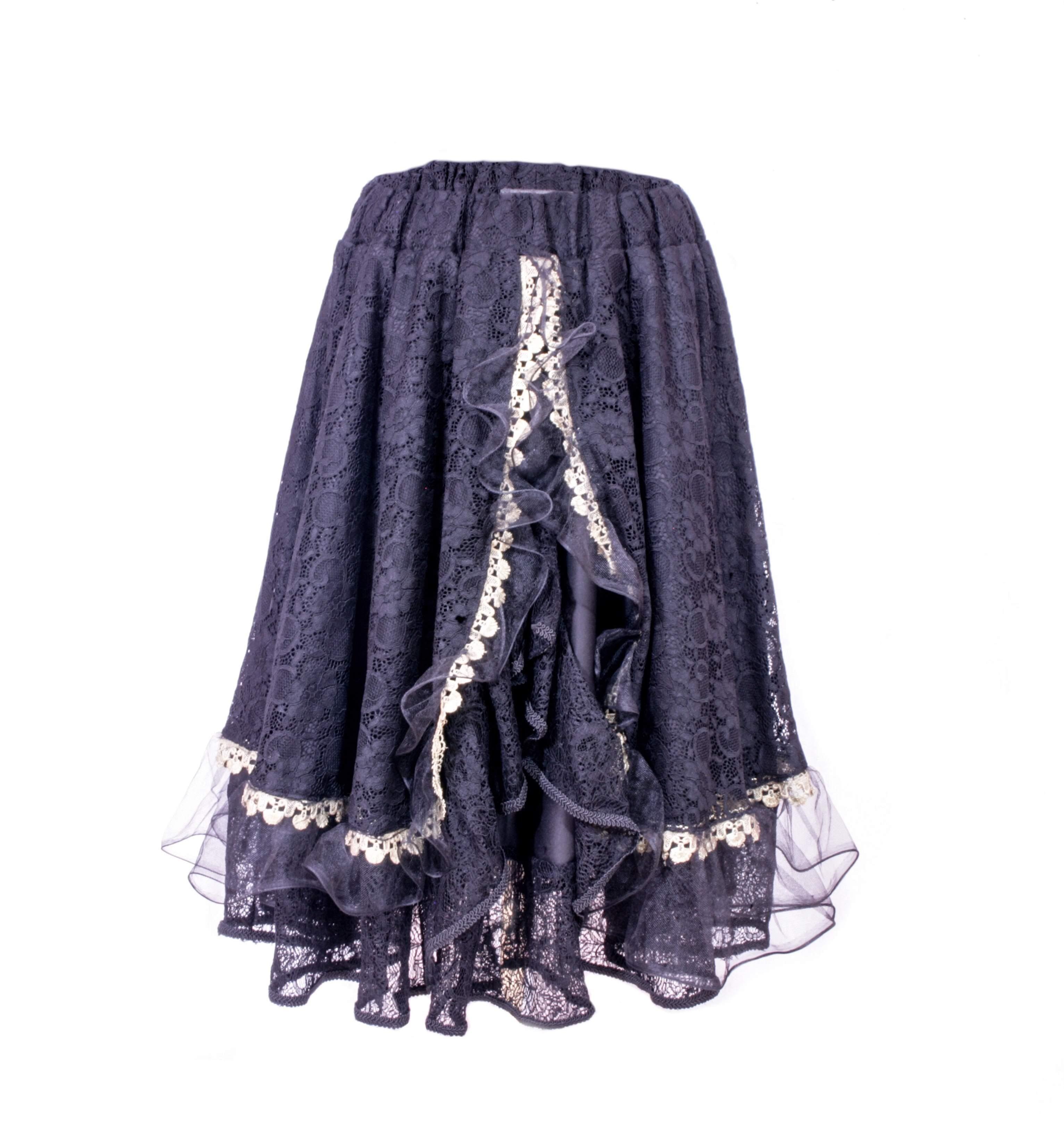 Fusta Unicat gothic lolita