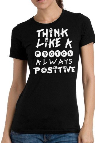 Tricou think like a proton