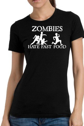 Tricou zombie