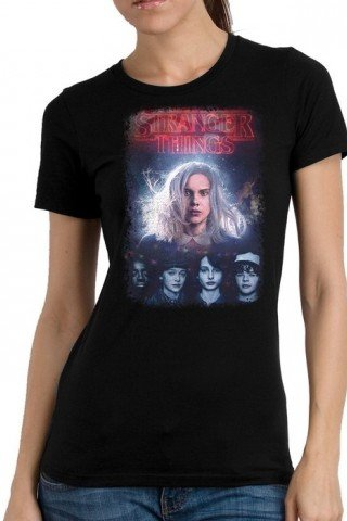 Tricou Stranger things eleven