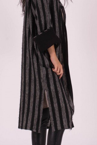 Cardigan stil kimono