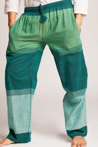 Pantaloni din bumbac Seawave cu buzunare laterale