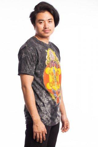 Tricou negru 7 Chakras