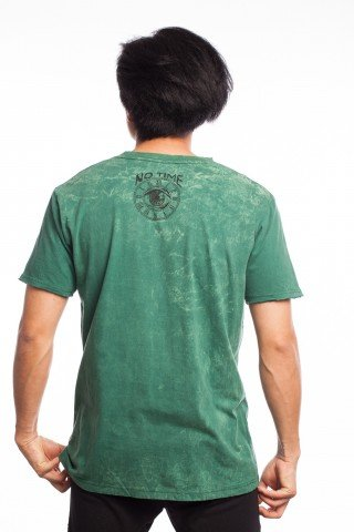 Tricou verde See the Universe