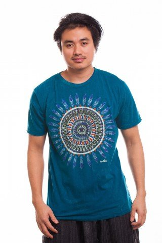 Tricou Third Eye Mandala