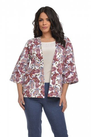 Kimono paisley Eranthe