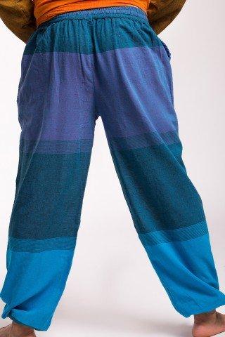Pantaloni albastri Free Spirit