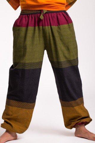 Pantaloni multicolori Siena
