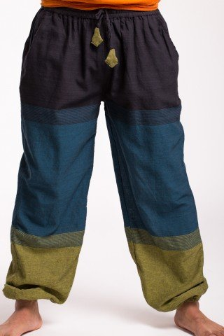 Pantaloni multicolori Hooker