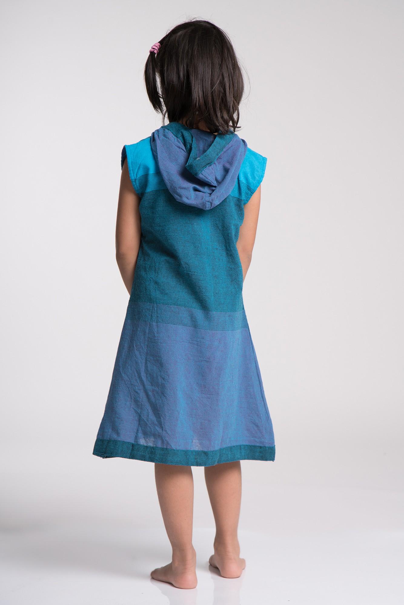 Rochie copii culorile marii