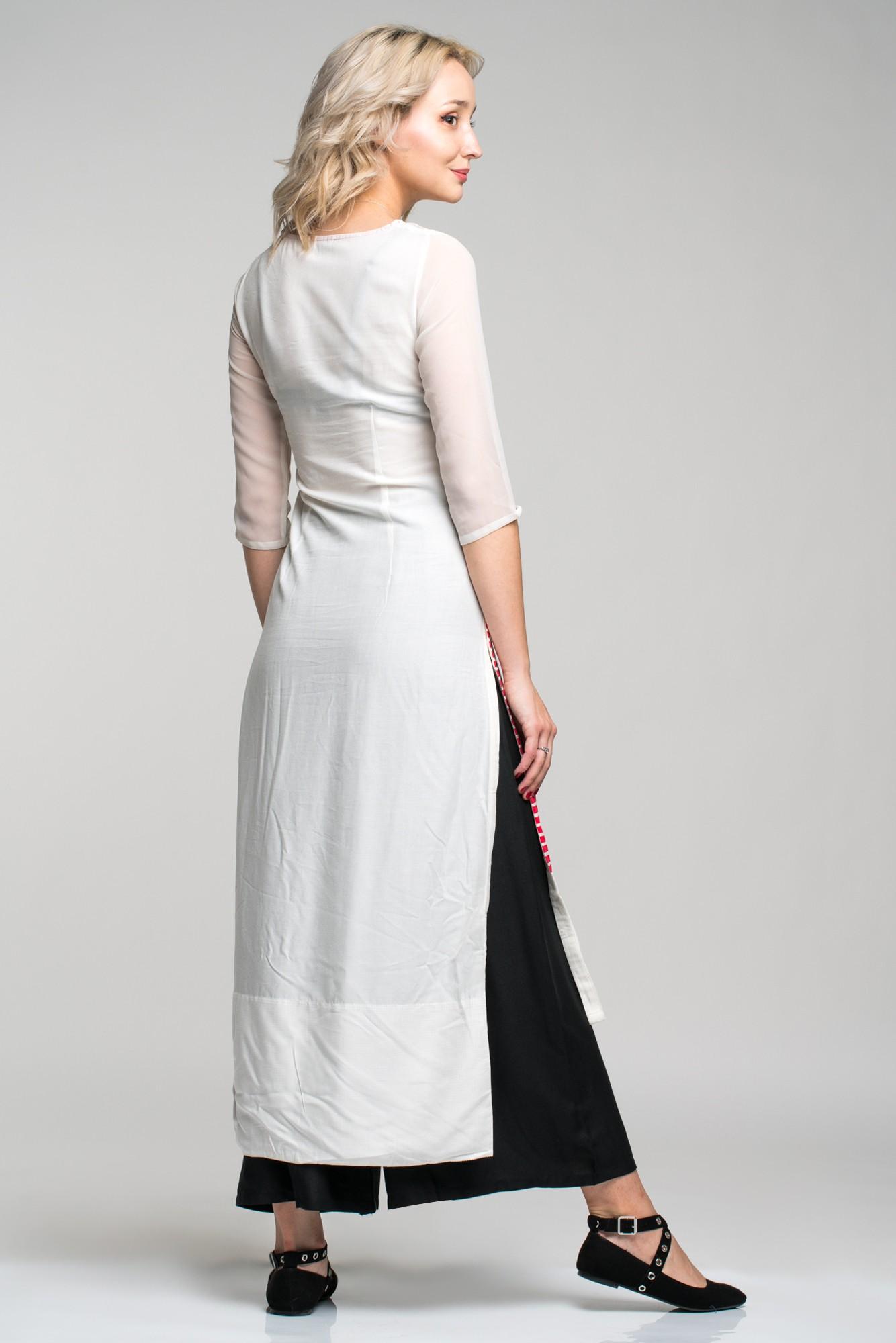 Fustă lungă corset