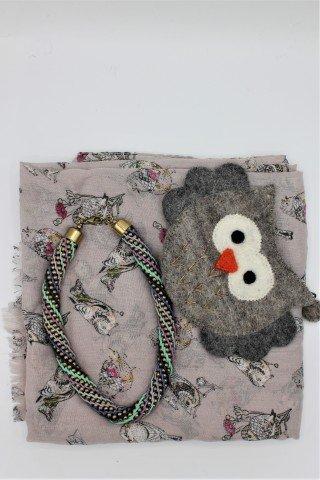 Set cadou Happy Owl