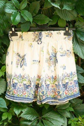 Pantaloni scurti crem Fairy