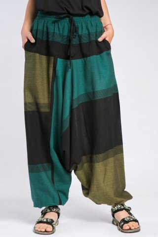 Salvari unisex Green Sea