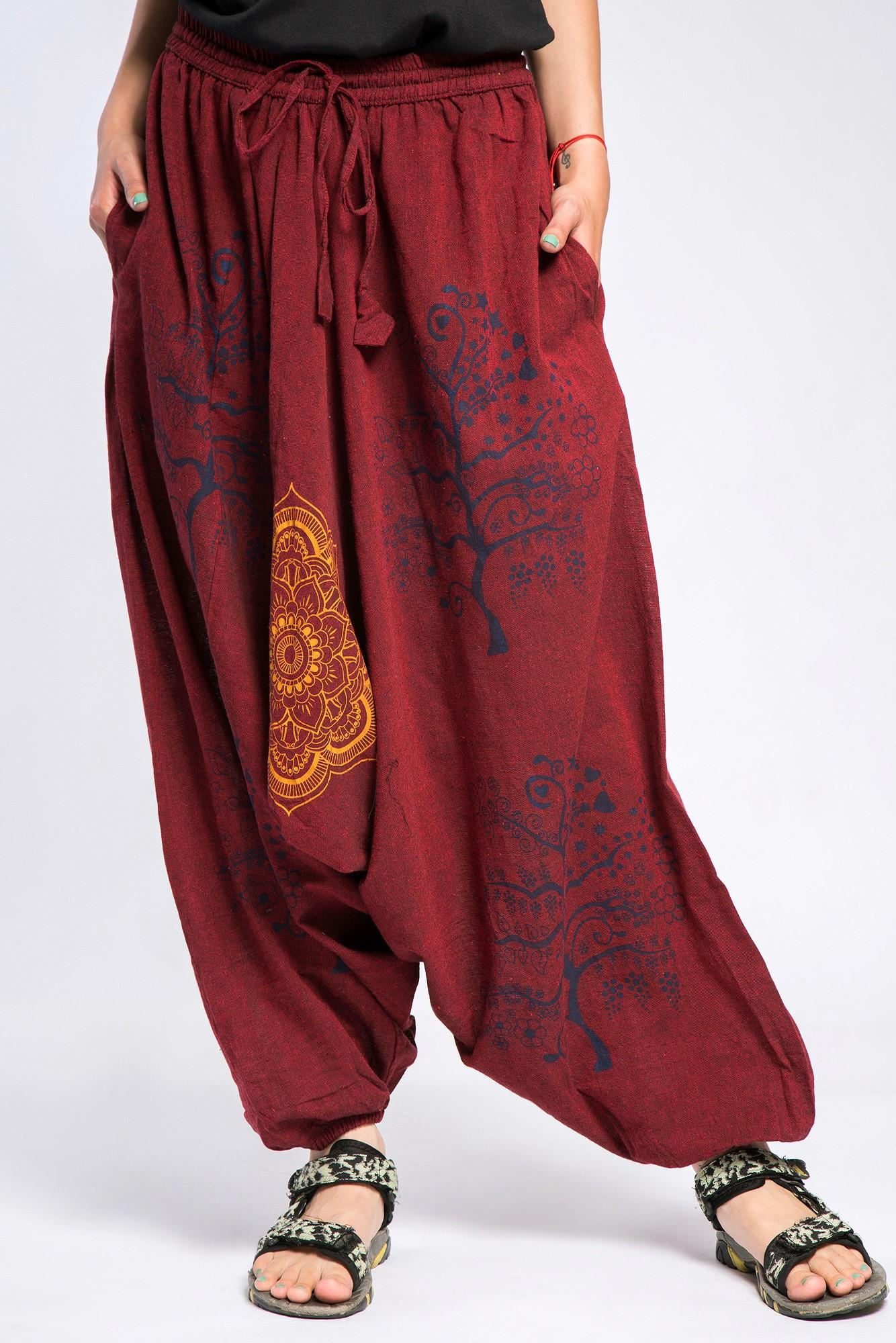 Salvari visinii unisex Tree of Life-Mandala