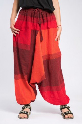 Salvari unisex red-orange