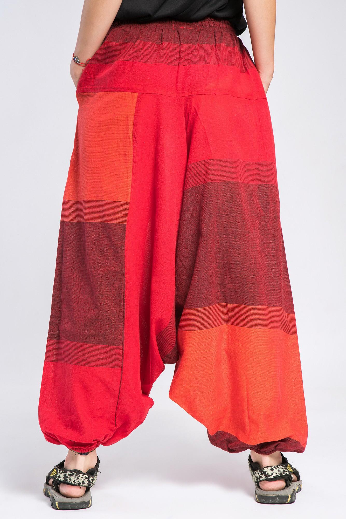 Salvari unisex red-orange