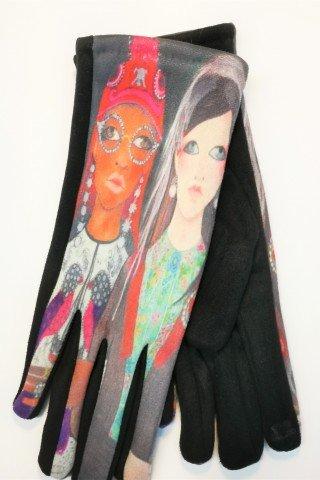 Manusi touch screen Fashion Girl&Lark