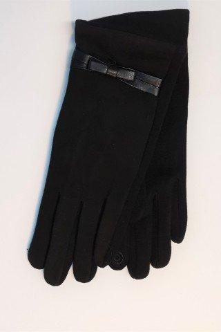 Manusi elegante negre touch screen