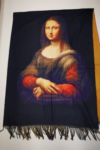 Esarfa Mona Lisa
