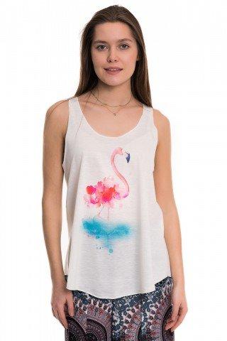Maiou crem Flamingo