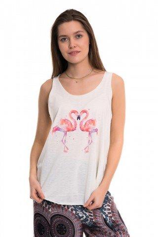 Maiou crem Flamingo Love