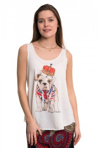 Maiou Crowned Dog