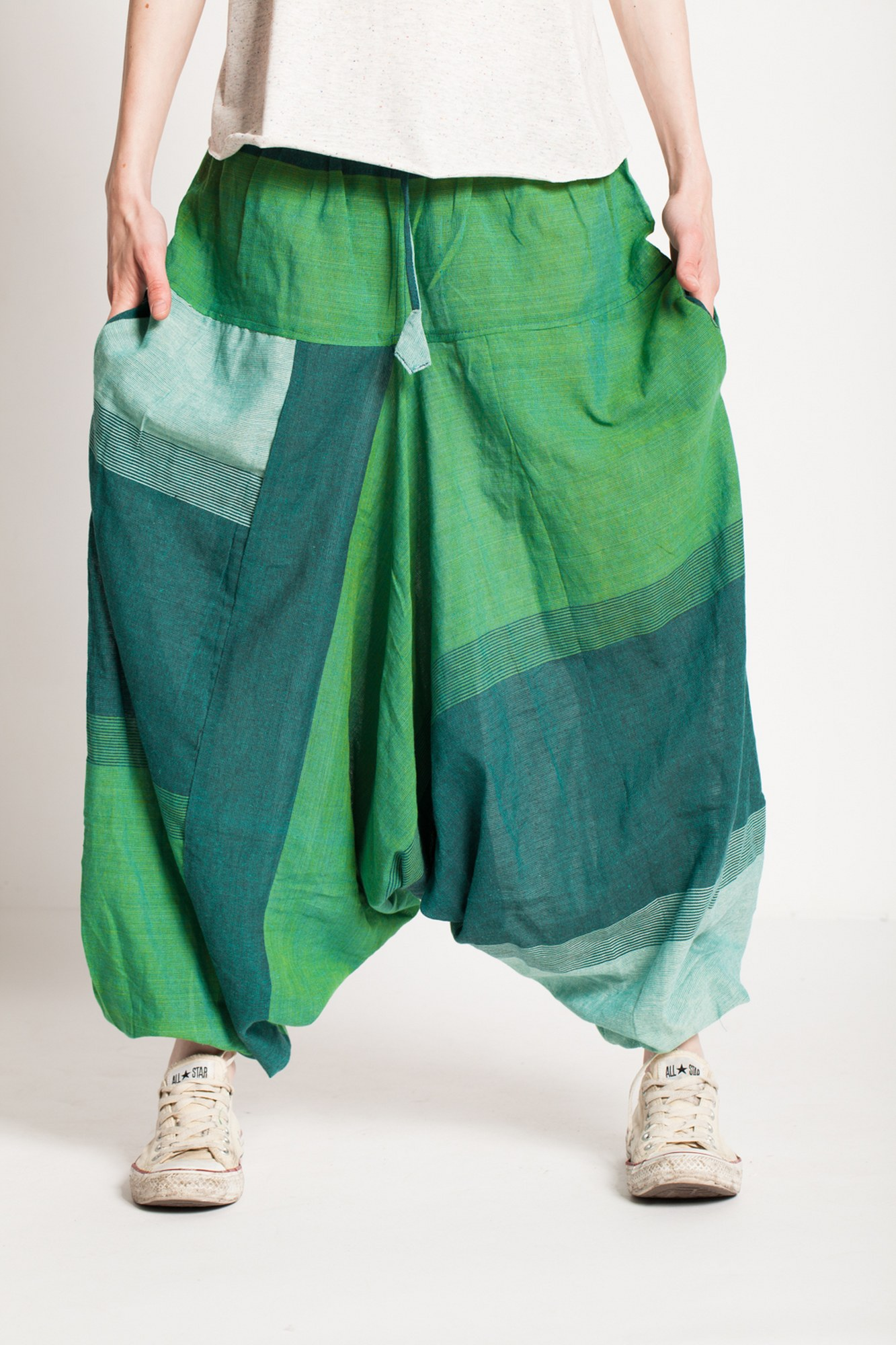 Salvari unisex green