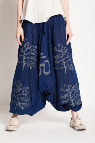 Salvari unisex bleumarin tree of life