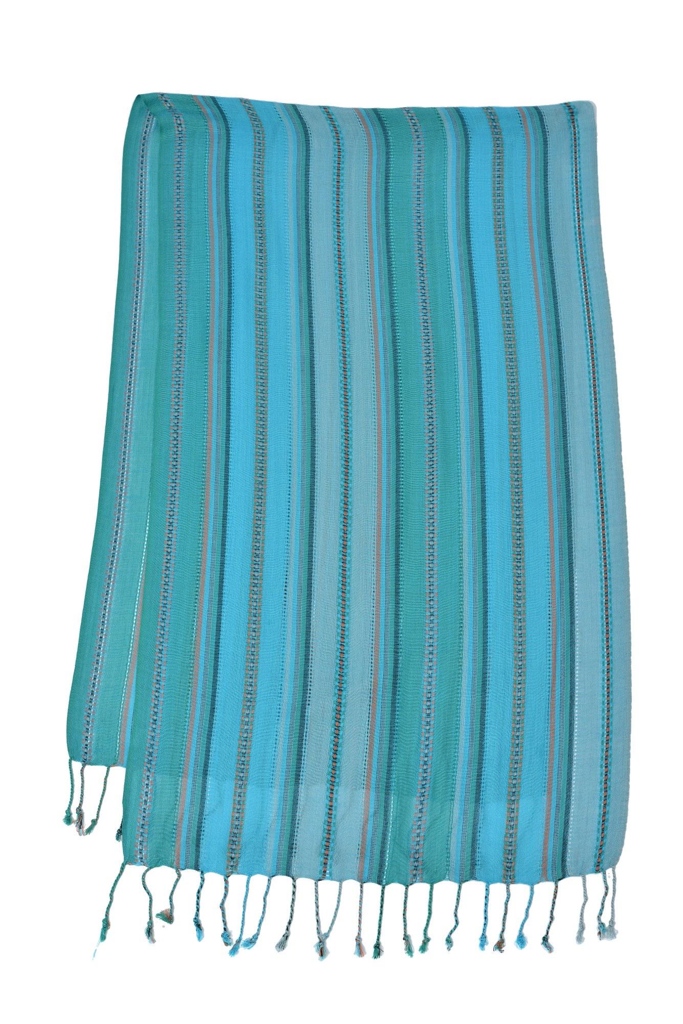 Esarfa bleu