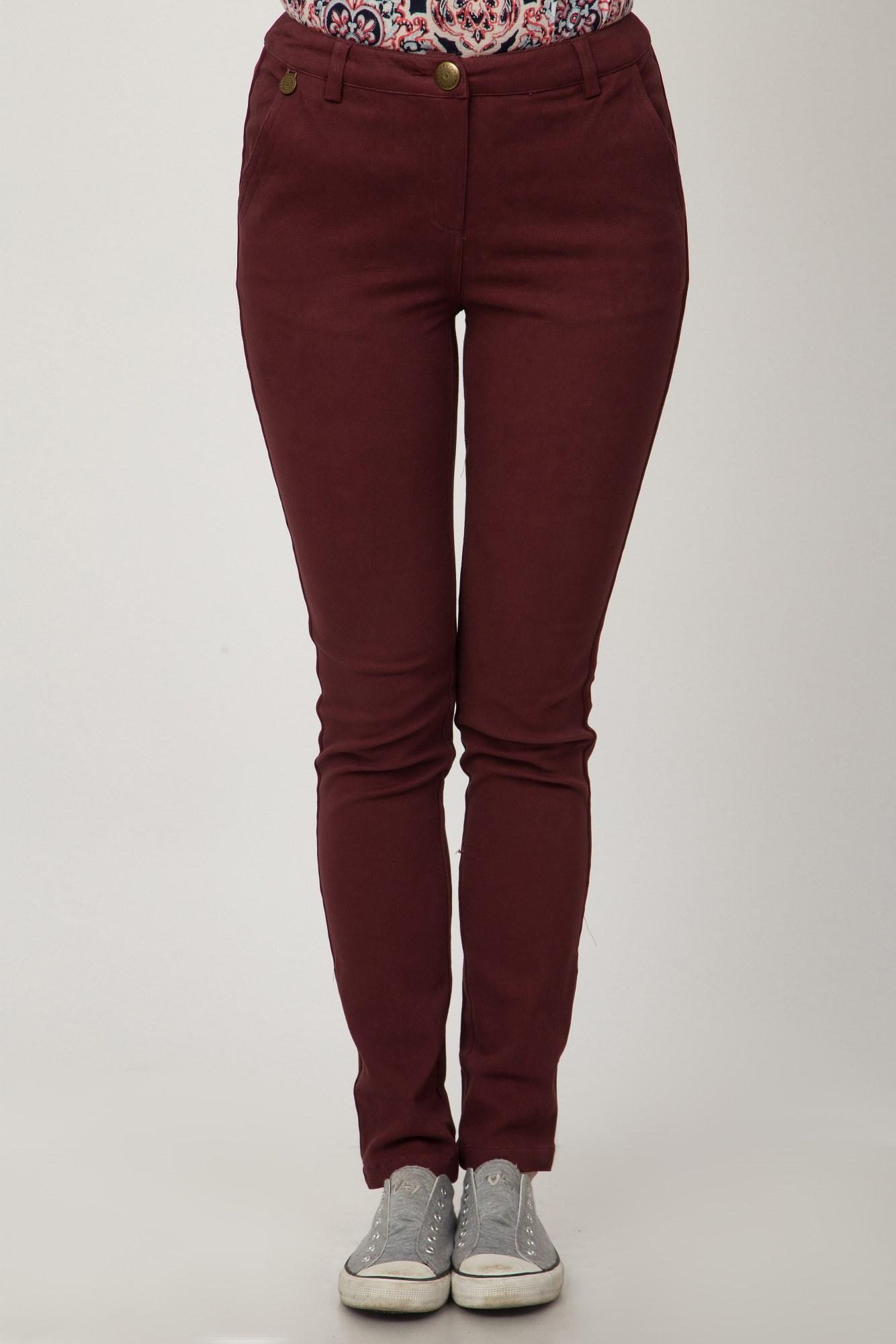 Pantaloni visinii casual Trousers