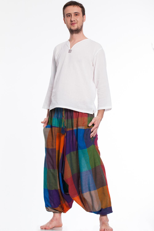 Salvari unisex multicolori Ara