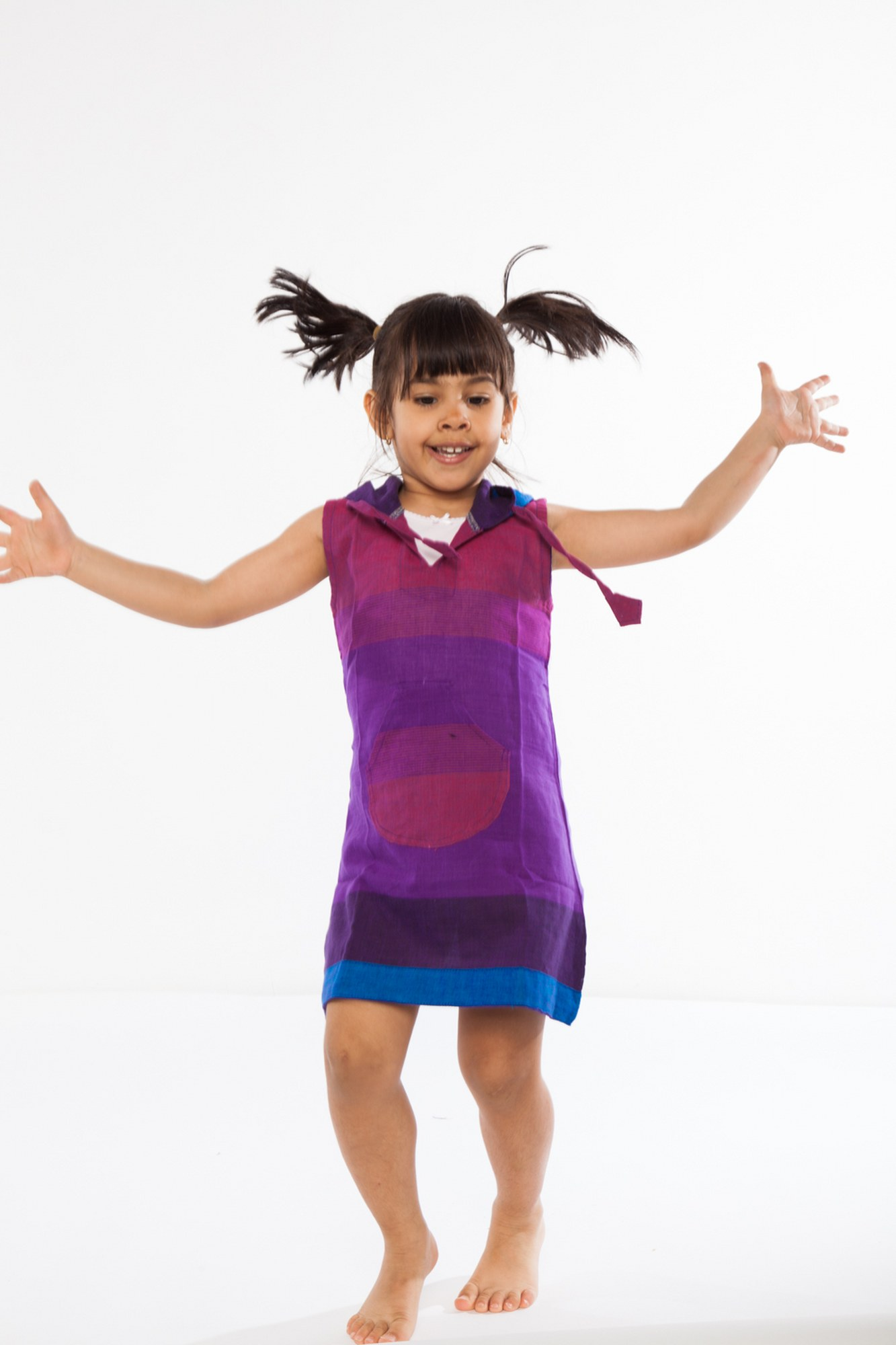 Tunica copii Milbo violet