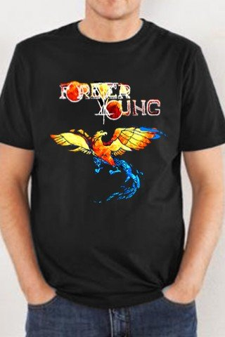 Tricou Forever Young