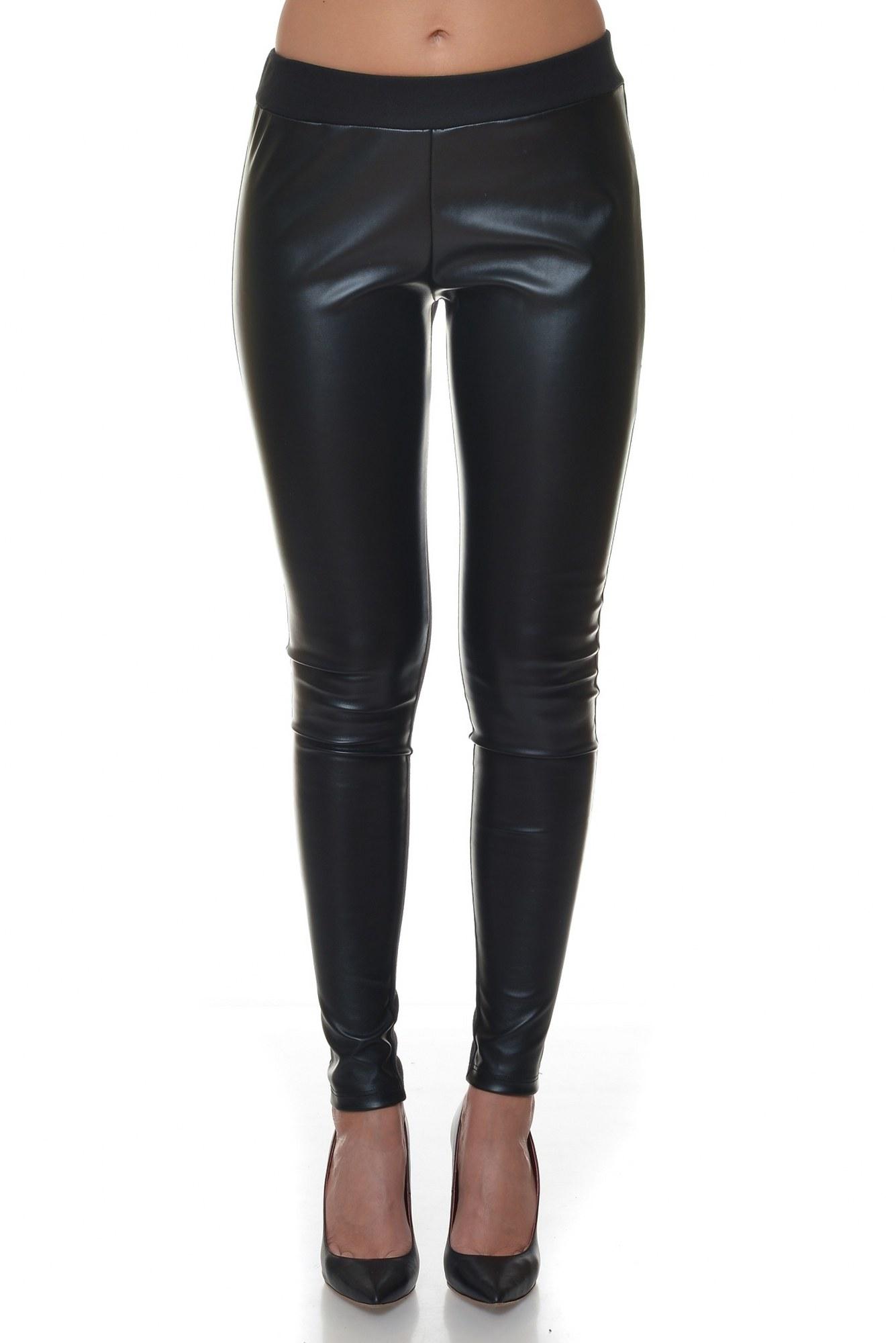 Pantaloni negri Eranthe