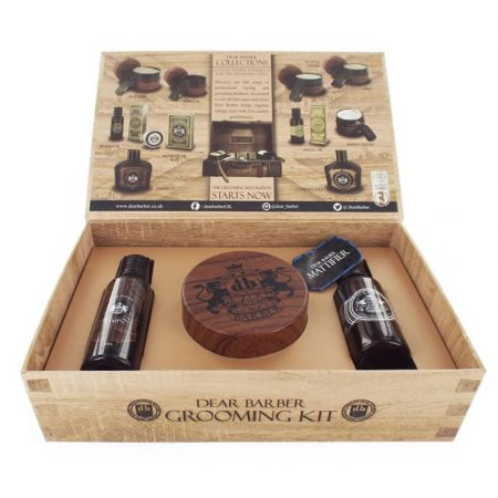 Set cadou pentru barbati Dear Barber Collection #10