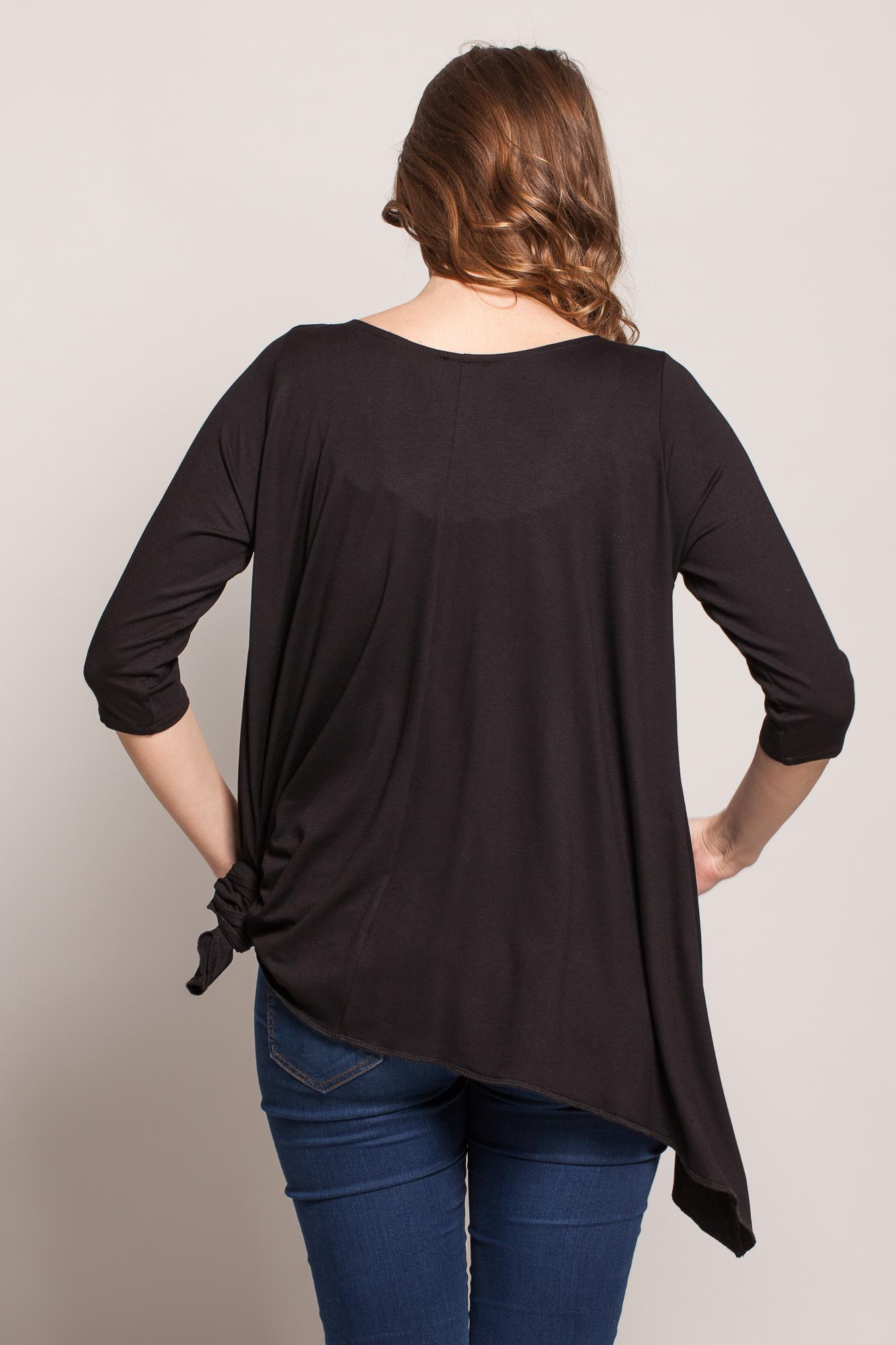 Bluza gri HHS cu aplicatie brad