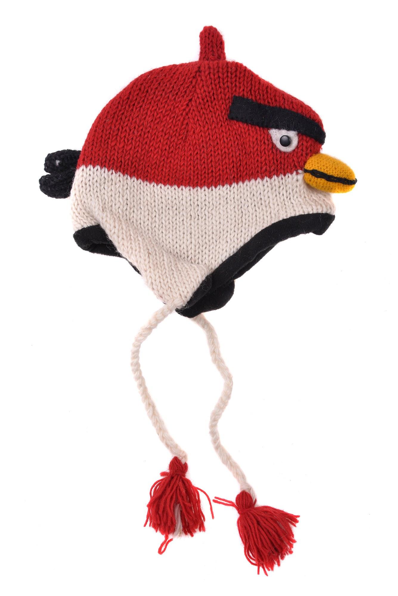 Caciula Angry Birds