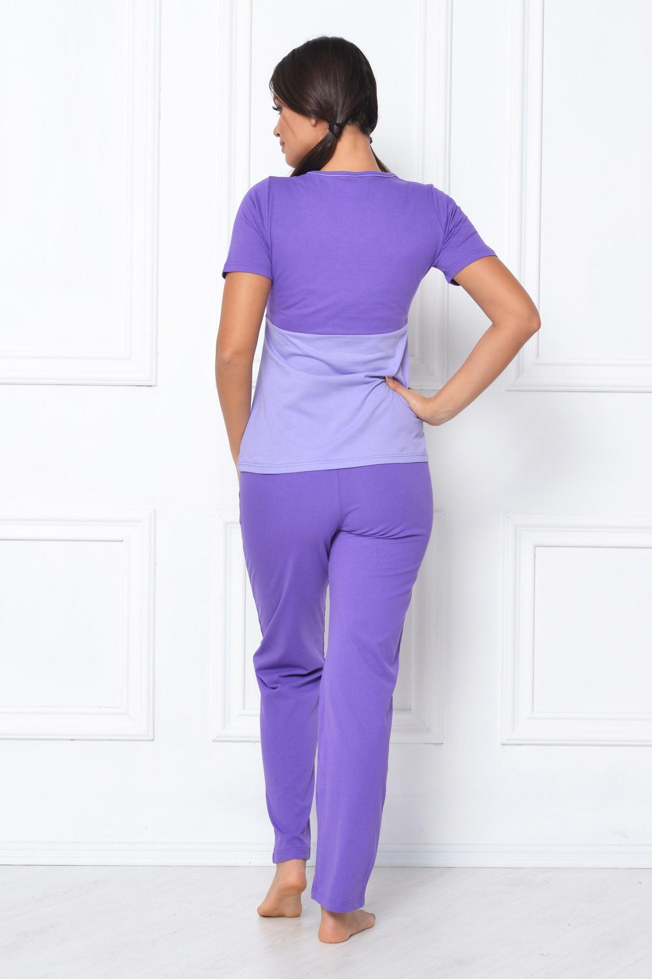 Pijama violet Natalee