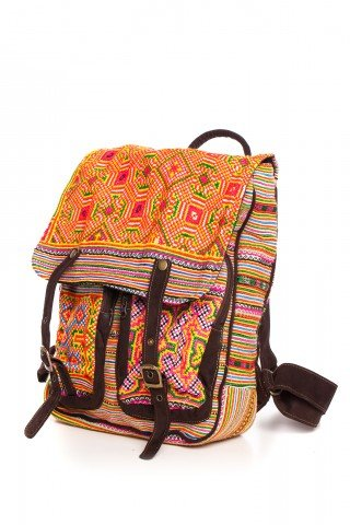 Rucsac Taos brodat manual